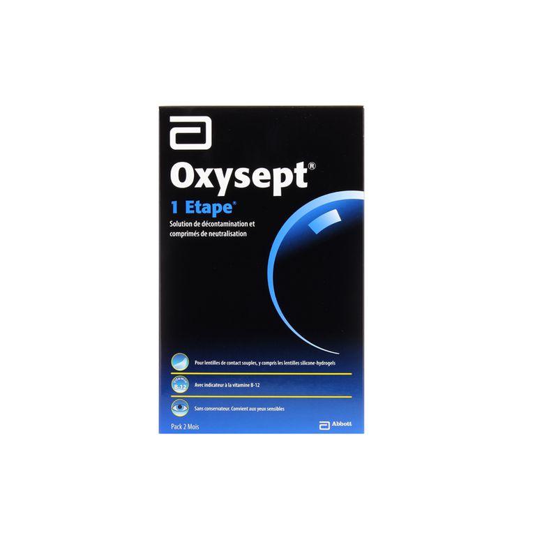Oxysept 1 Etape Comprimes