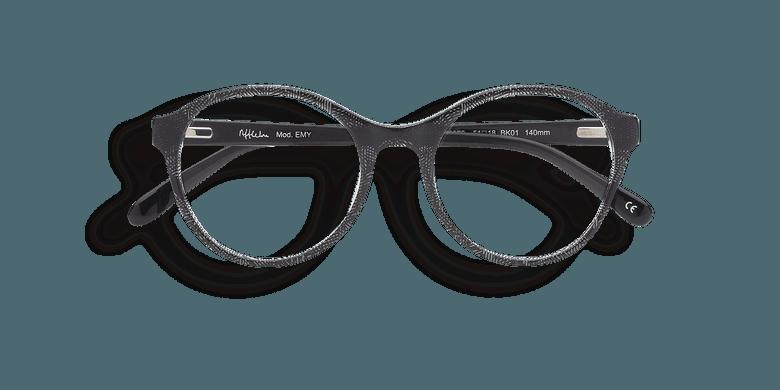 Óculos graduados senhora EMY preto preto