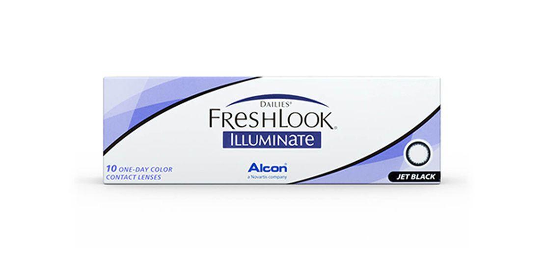 Lentilles de contact Dailies FreshLook Illuminate 10L