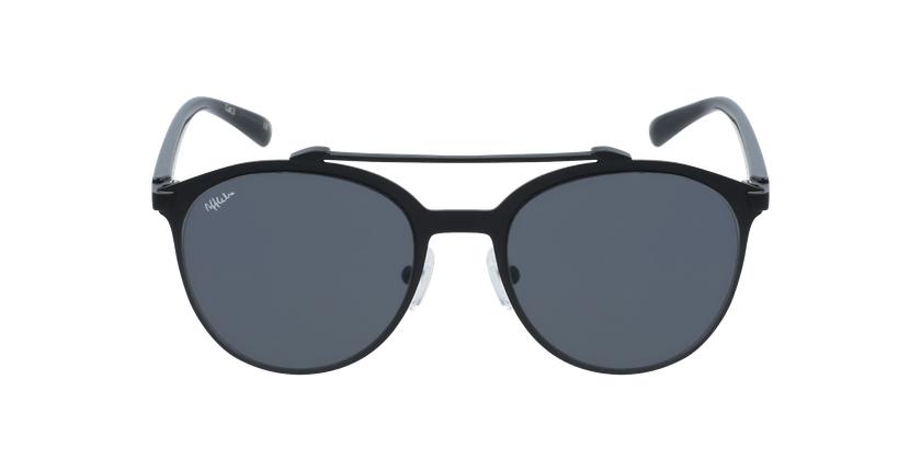Óculos de sol criança JACQUES BK preto - Vista de frente