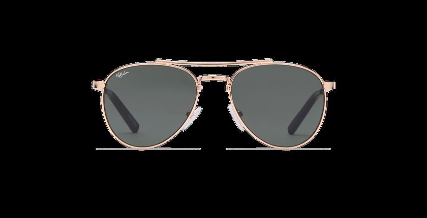 Gafas de sol niños IAGO dorado - vista de frente