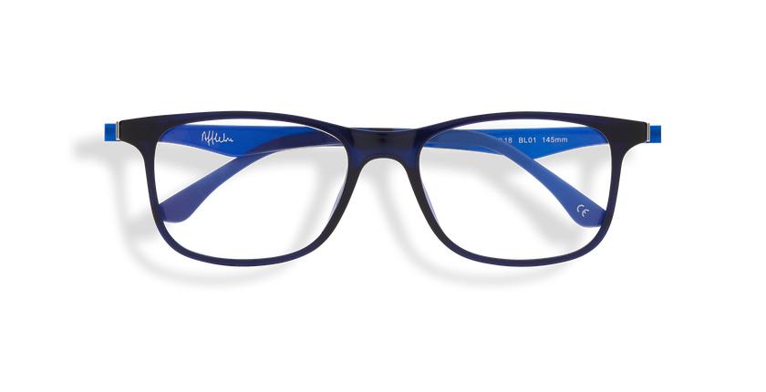 Óculos graduados homem MAGIC 24 BL BLUEBLOCK - BLOQUEIO LUZ AZUL azul - Vista de frente