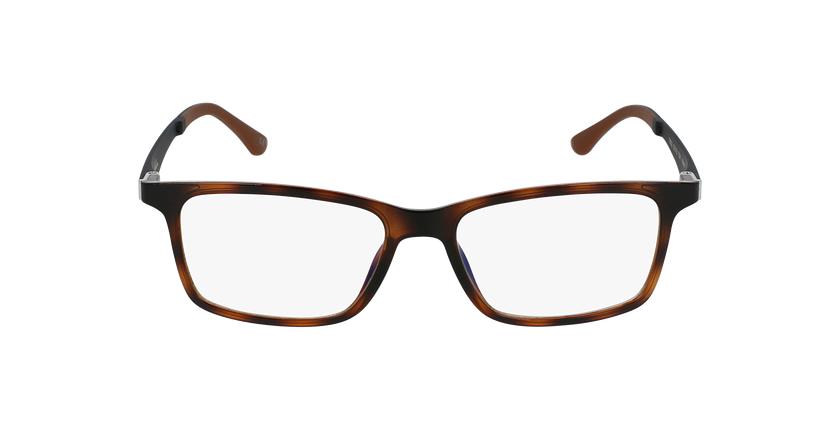 Óculos graduados homem MAGIC 32 TO01 BLUEBLOCK - BLOQUEIO LUZ AZUL tartaruga  - Vista de frente