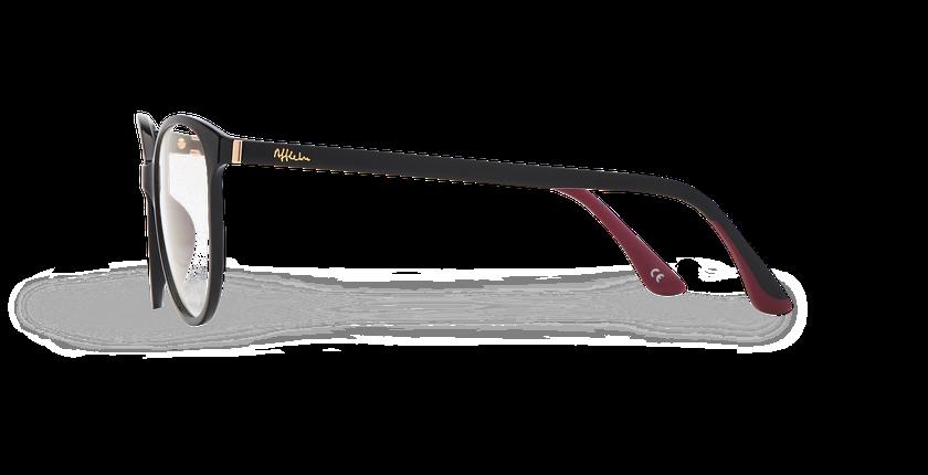 Lunettes de vue femme MAGIC 29 BLUEBLOCK noir - Vue de côté