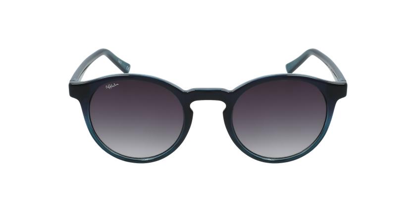 Óculos de sol senhora CARMEN BL azul - Vista de frente