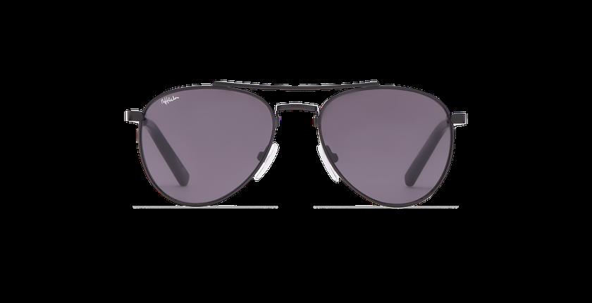 Gafas de sol niños IAGO negro - vista de frente