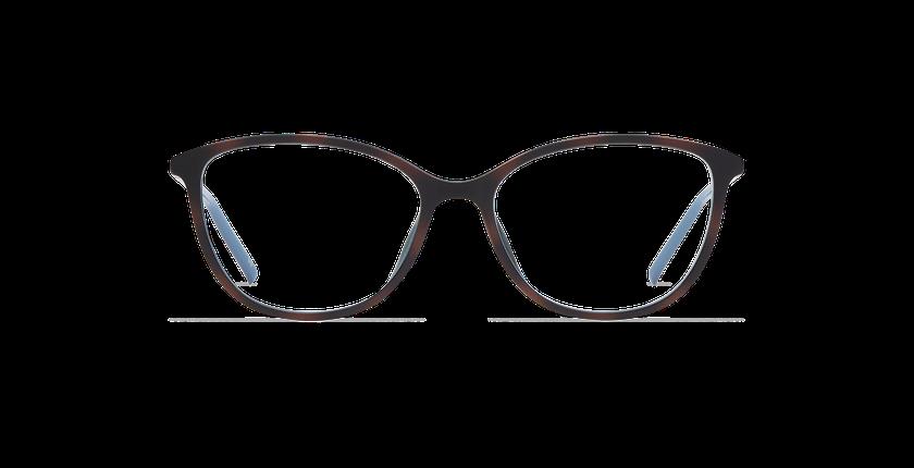 Gafas graduadas mujer LIGHT TONIC carey - vista de frente