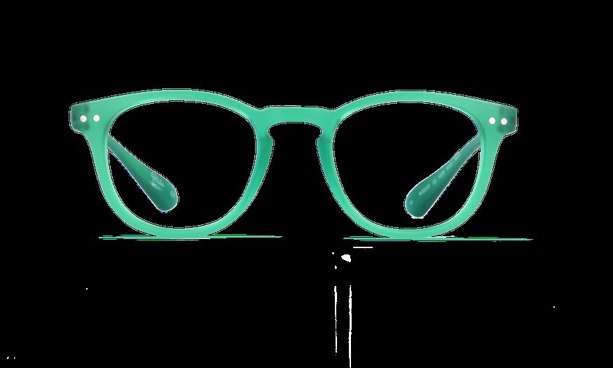 Lunettes de vue BLUE BLOCK vert