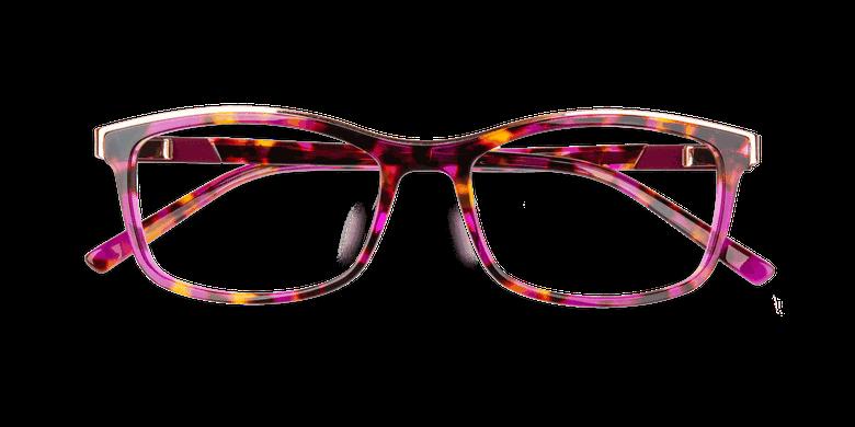 Óculos graduados senhora ALPHA 6 preto