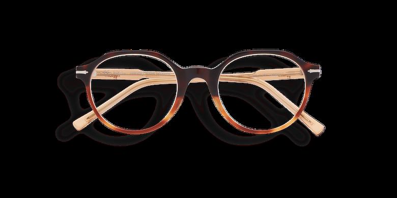 Óculos graduados homem MOREZ tartaruga /azul