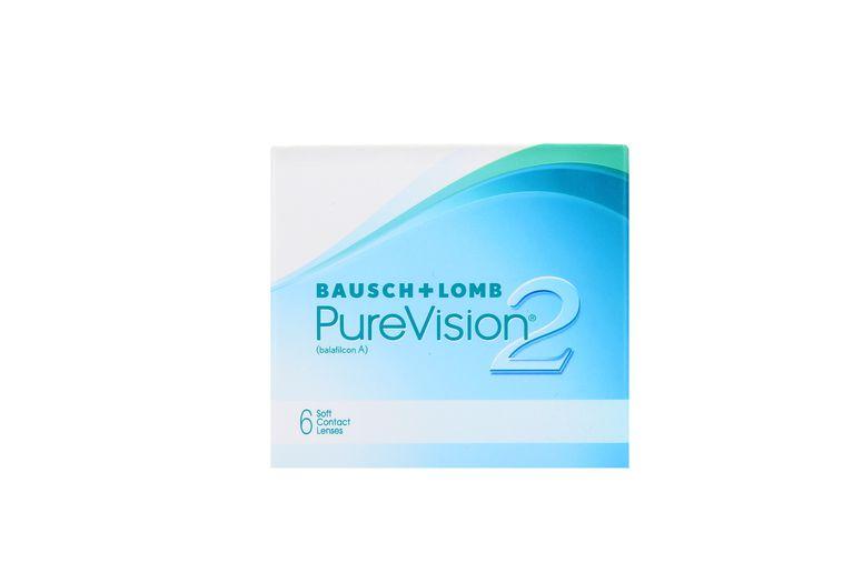 Lentilles de contact PureVision 2 HD 6L