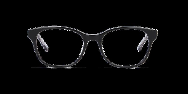 Óculos graduados senhora ZELIA BK (TCHIN-TCHIN +1€) preto