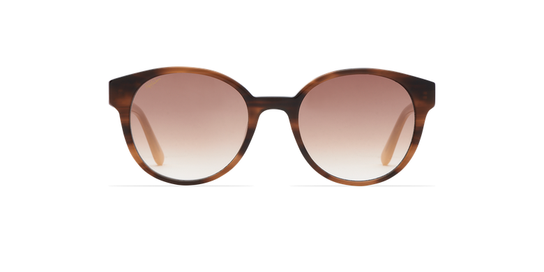 Óculos de sol senhora ABIGAIL SAF castanho