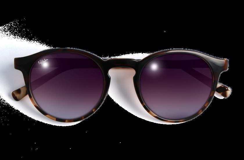 Lunettes de soleil femme FROZZY écaille - danio.store.product.image_view_face