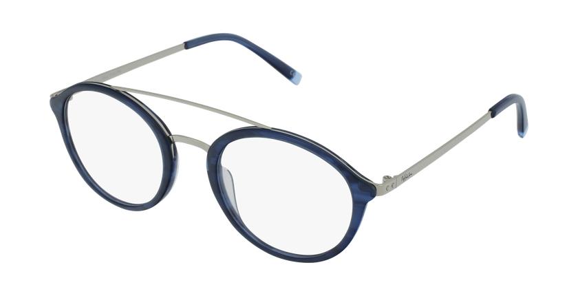 Óculos graduados ROSSINI BL azul - vue de 3/4