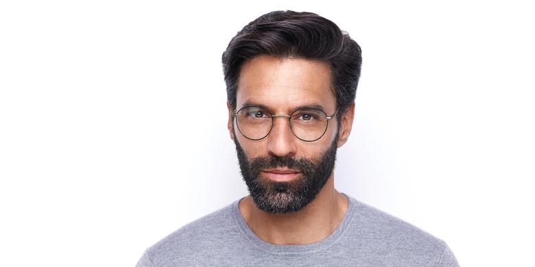 Óculos graduados homem MARIN BK (TCHIN-TCHIN +1€) preto/dourado