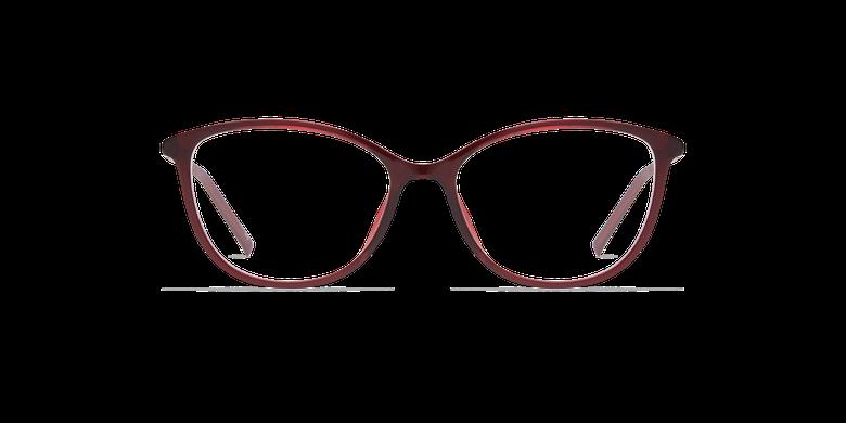 Óculos graduados senhora LIGHT TONIC MOON vermelho