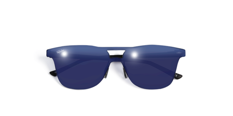 Óculos de sol homem COSMOS1 cinzento