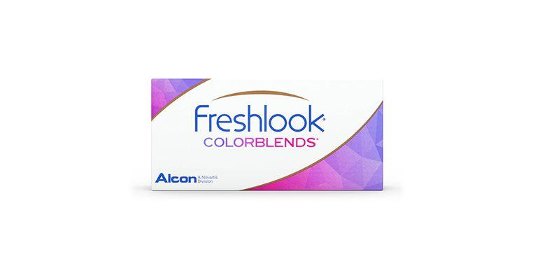 Lentilles de contact FreshLook ColorBlends 2L
