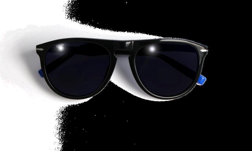 Gafas de sol hombre LUIGI negro