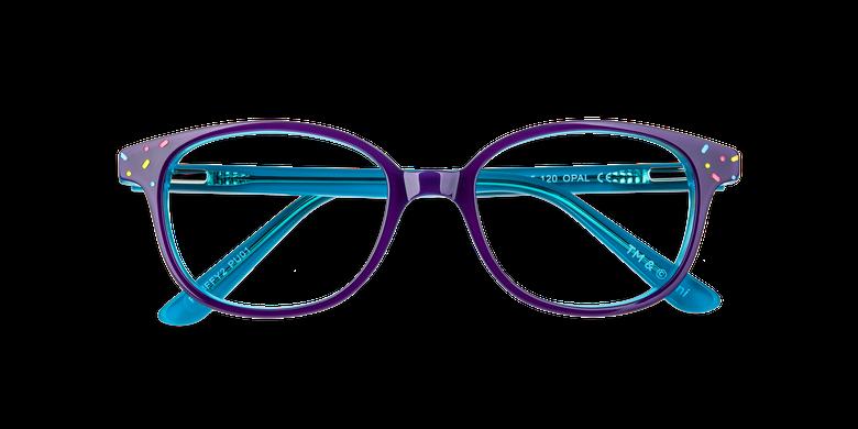 Óculos graduados criança FLUFFY2 C08 violeta/azul
