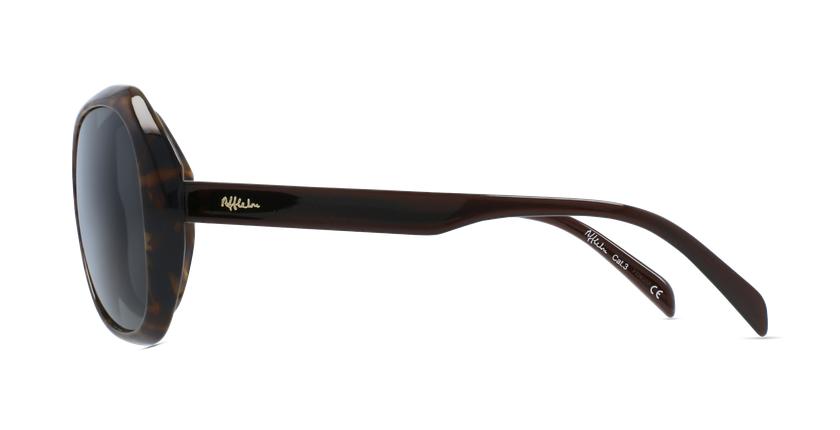Óculos de sol senhora LARA TO tartaruga  - Vista lateral