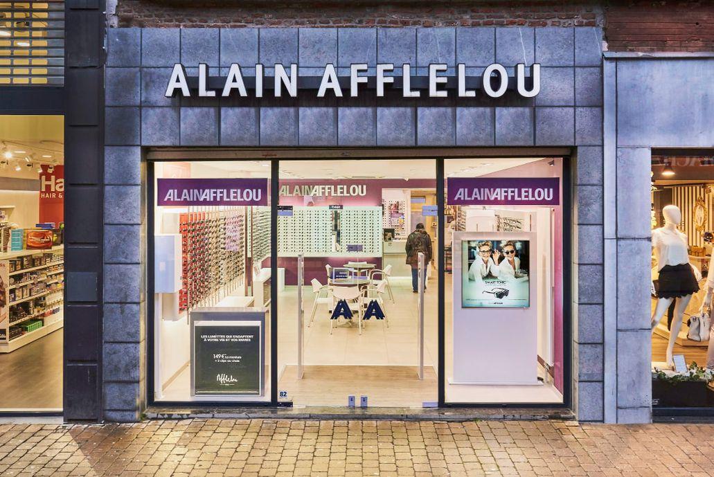 Opticien Afflelou NAMUR - Rue de Fer 82 - 5000 efa9de5dd430
