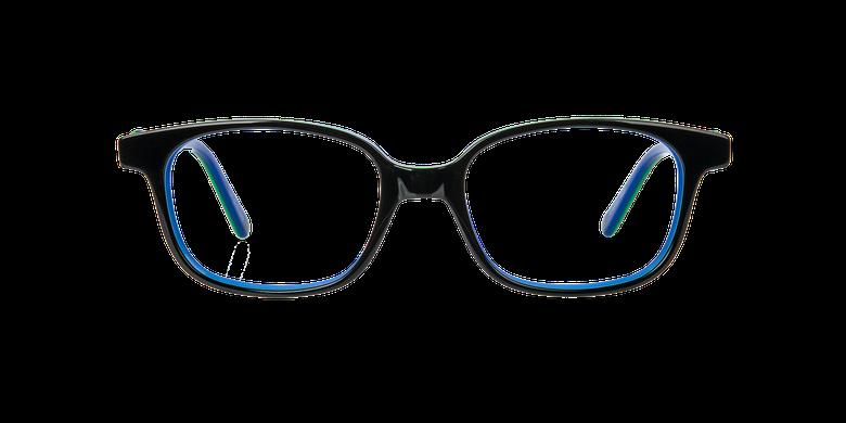 Óculos graduados criança STUART C01 preto/azul