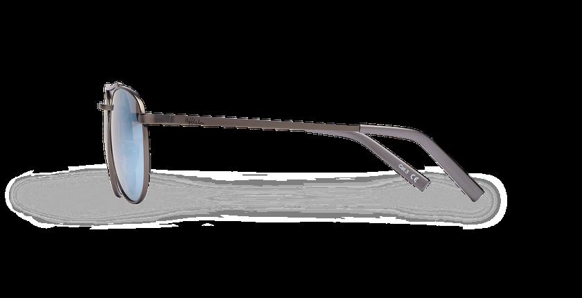 Gafas de sol niños IAGO plateado - vista de lado