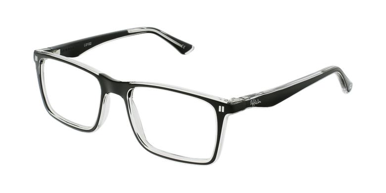 Óculos graduados criança REFORM TEENAGER (J1BK) preto