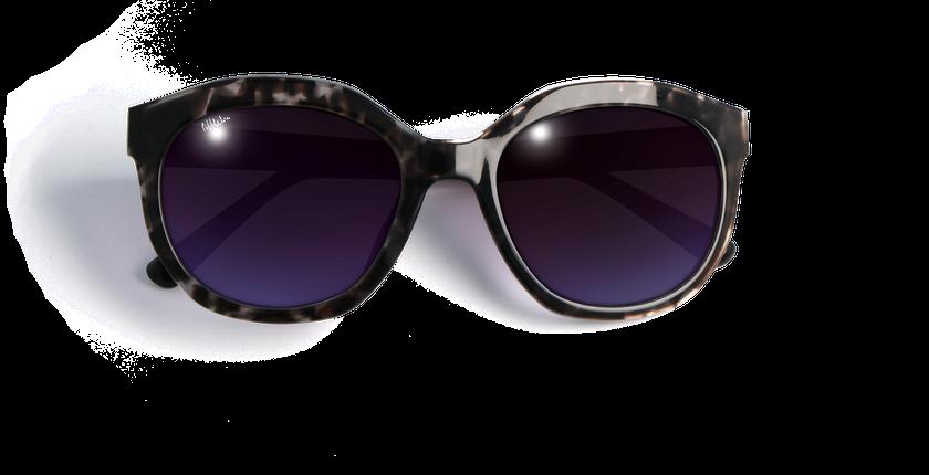 Gafas de sol mujer GINA gris/gris - vista de frente