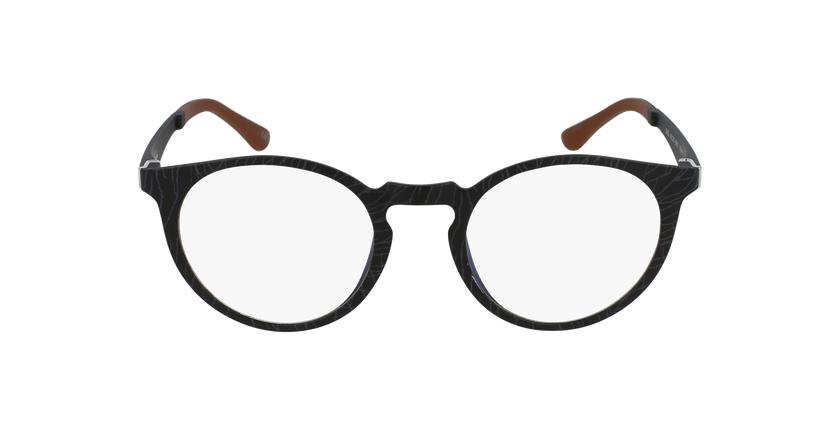 Óculos graduados MAGIC 35 BK BLUEBLOCK - BLOQUEIO LUZ AZUL preto - Vista de frente