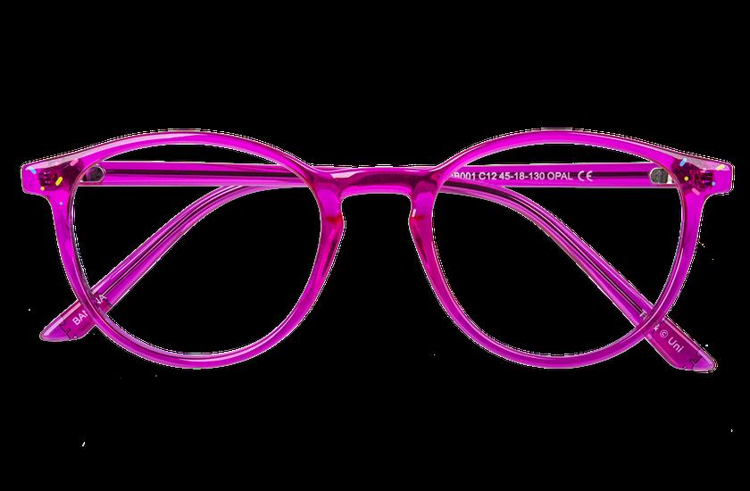 Gafas graduadas niños BANANA BLUEBLOCK rosa - danio.store.product.image_view_face