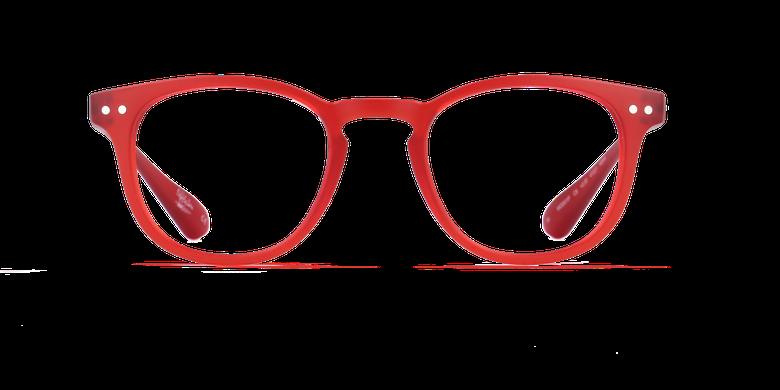 Óculos graduados MOD01P vermelho