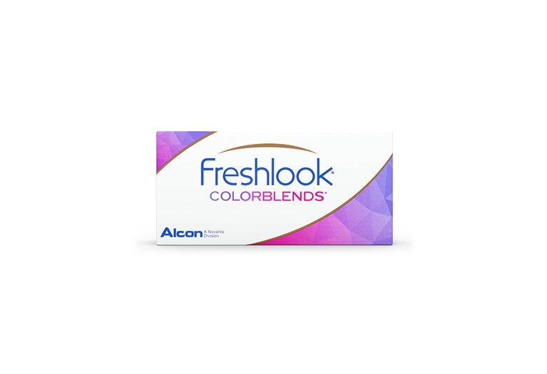 Lentilles de contact FreshLook ColorBlends Hazel 2L