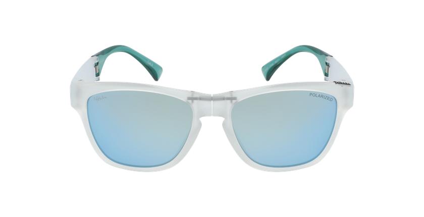 Óculos de sol homem GEANT CR azul - Vista de frente