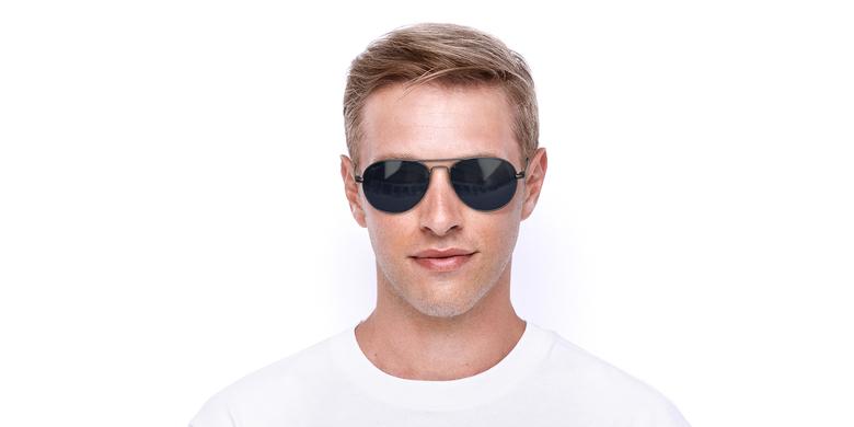 Gafas de sol hombre CADIZ verde