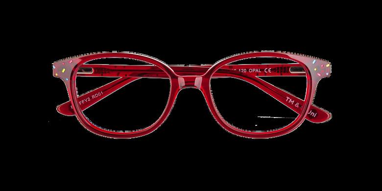 Óculos graduados criança FLUFFY2  VERMELHO vermelho