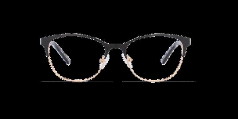 Lunettes de vue femme CASSY noir