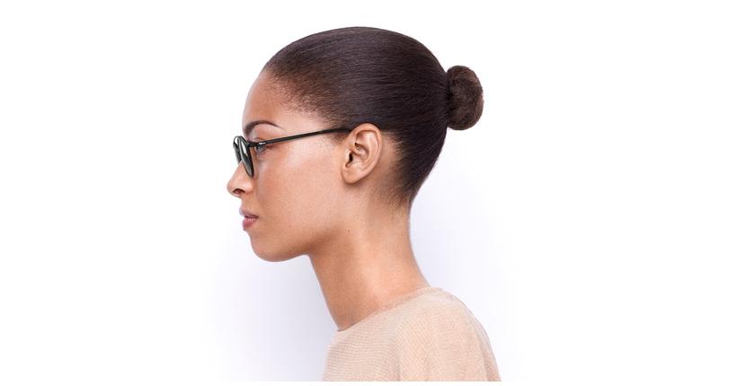 Óculos graduados ROSSINI TO tartaruga - Vista lateral