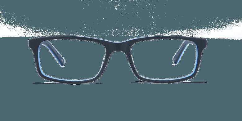 Óculos graduados homem LEON BL (TCHIN-TCHIN +1€) azulVista de frente