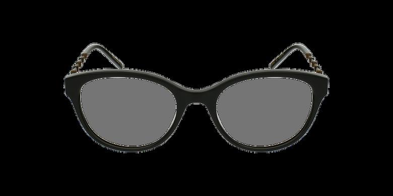 Lunettes de vue femme GG656O noir/doré
