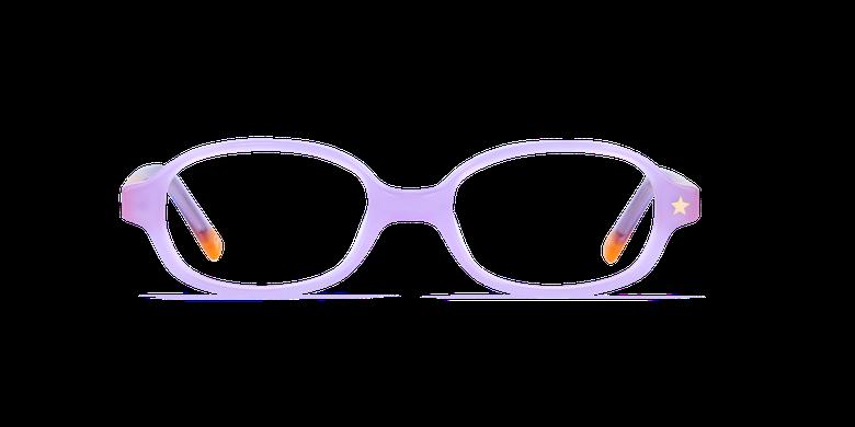 Gafas oftálmicas niños LORRIE morado/morado