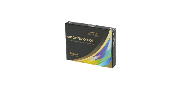 Lentilles de contact Air Optix Color 2L