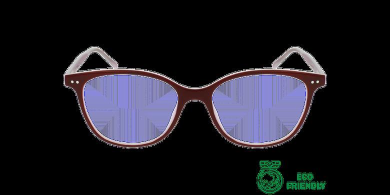 Óculos graduados senhora MAGIC 83 RD - ECO FRIENDLY vermelho