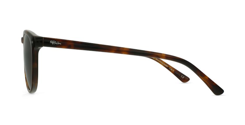 Óculos de sol homem GUILLAUME TO tartaruga  - Vista lateral