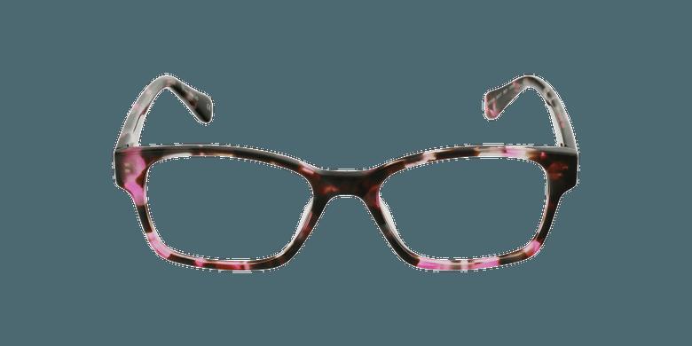 Lunettes de vue femme LYS rose/écaille