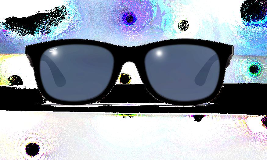 Lunettes de soleil homme AREZZO POLARIZED noir