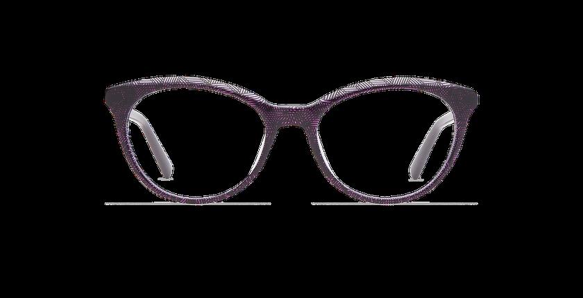 Gafas graduadas mujer THALIA morado - vista de frente
