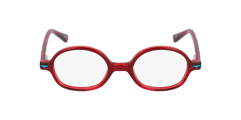 Óculos graduados criança SEA_MINIMOS vermelho